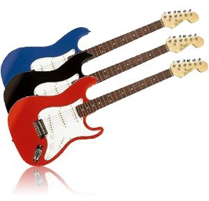 guitare electrique debutant pas cher